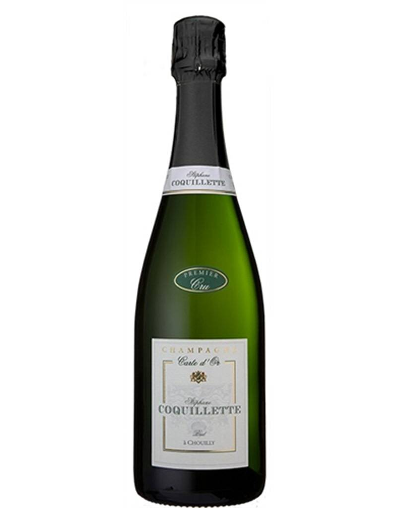 Champagne Stephane Coquillette NV Brut Carte d'Or