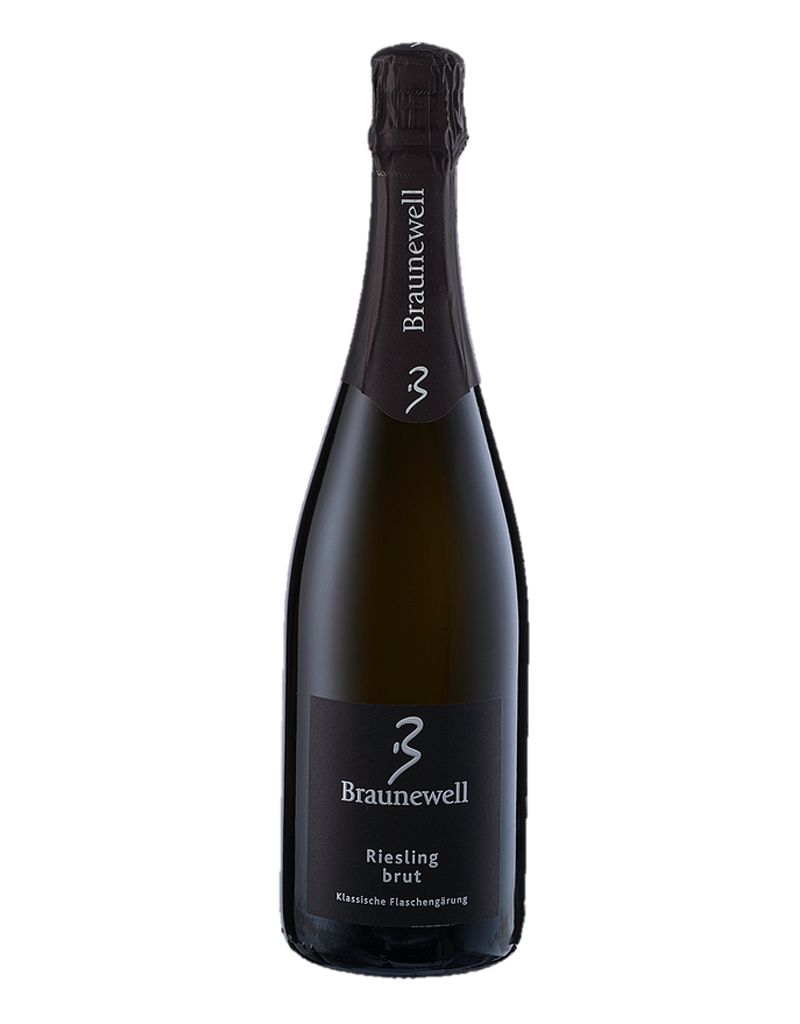 Braunewell 2014 Sparkling Riesling Brut, Germany