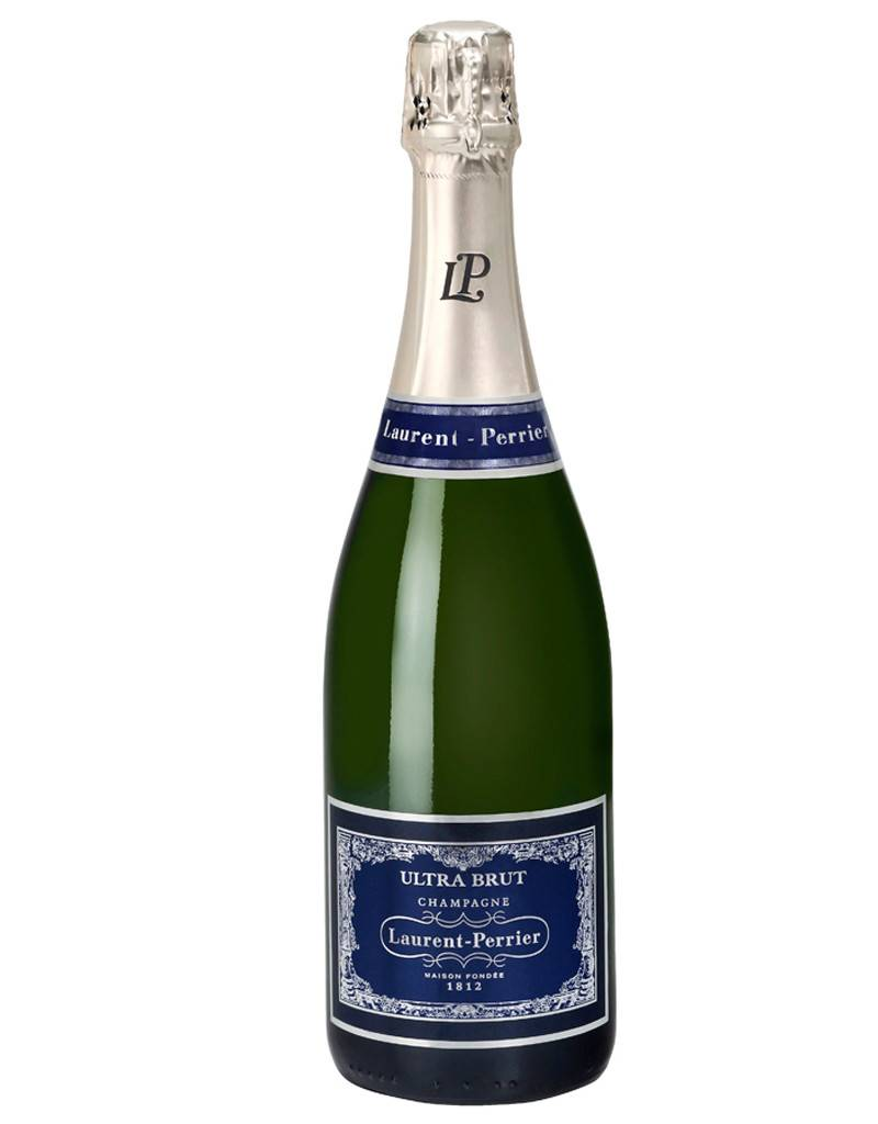 Laurent-Perrier NV Ultra Brut Nature Champagne