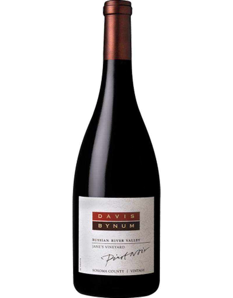Davis Bynum Davis Bynum 2013 Jane's Vineyard Pinot Noir Russian River Valley