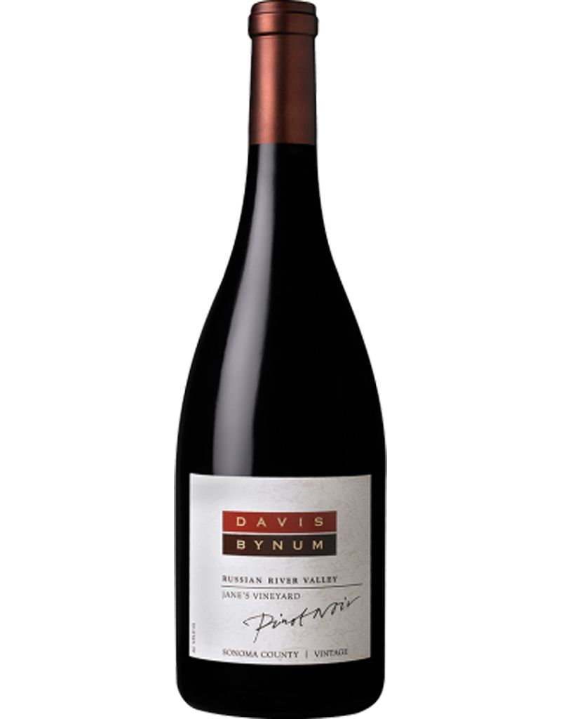 Davis Bynum Davis Bynum 2016 'Jane's Vineyard' Pinot Noir, Russian River Valley