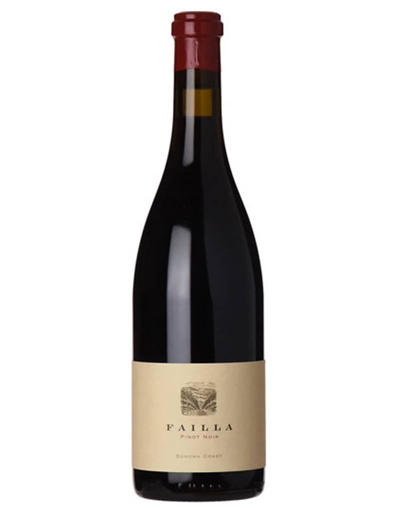 Ehren Jordan Wine Cellars Failla 2015 Pinot Noir, Sonoma Coast