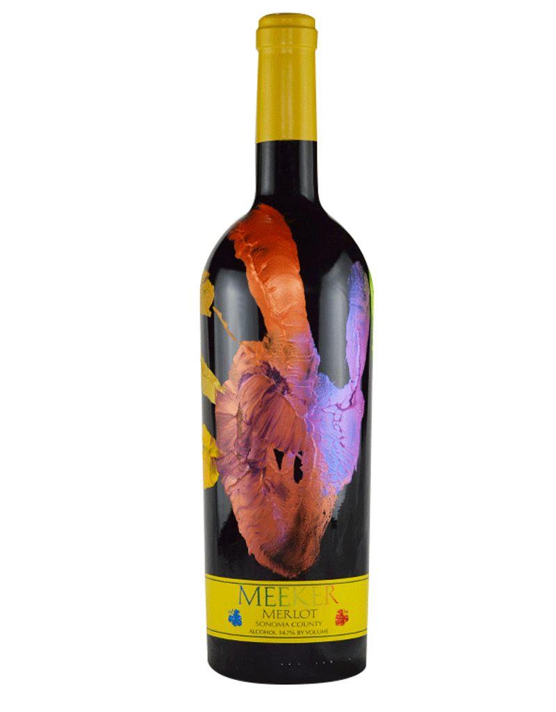 Meeker Wine 2013 'Handprint' Merlot, Sonoma