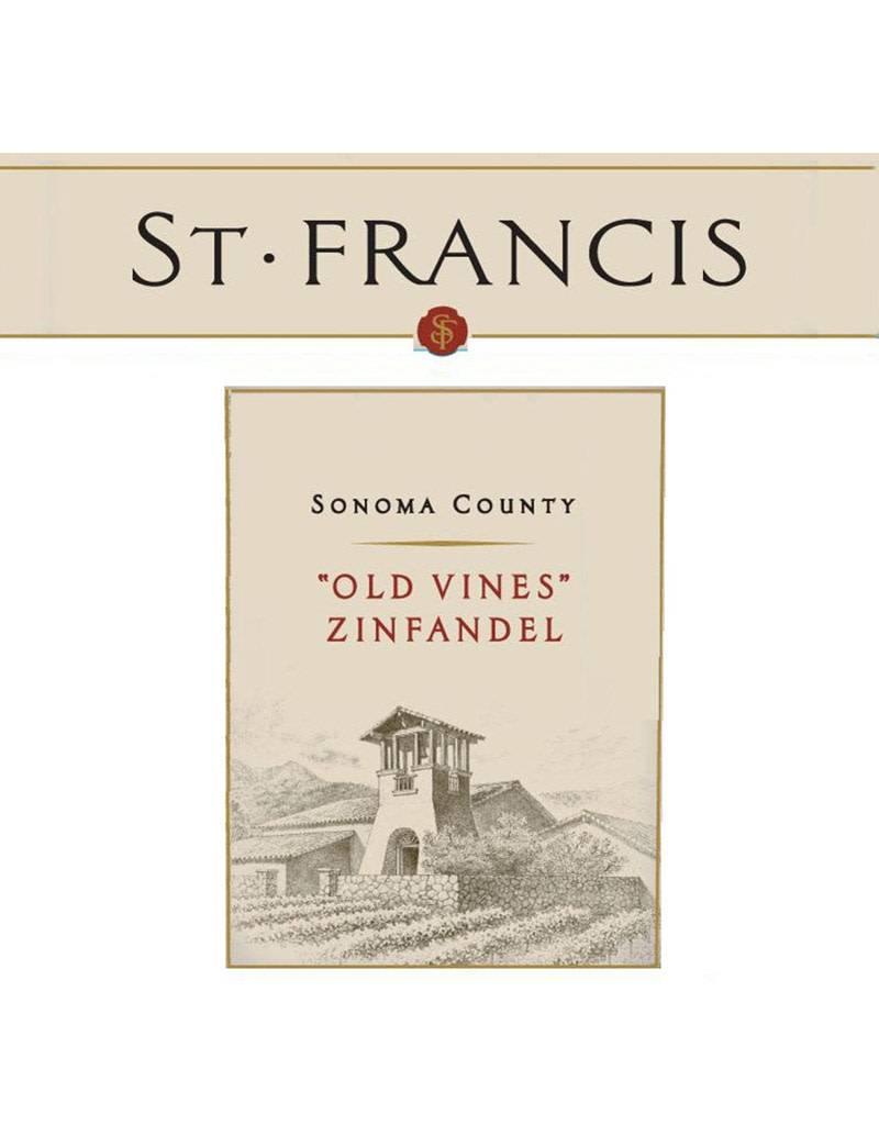St. Francis 2008 Bacchi Vineyard Old Vine Zinfandel