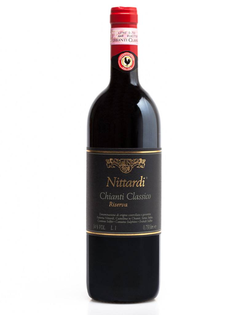 Fattoria Nittardi Nittardi 2013 Chianti Classico Riserva