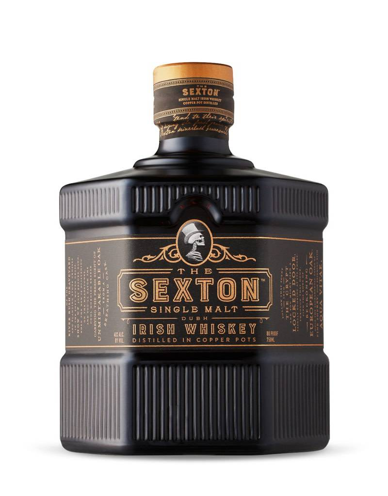 Sexton Single Malt Irish Whiskey