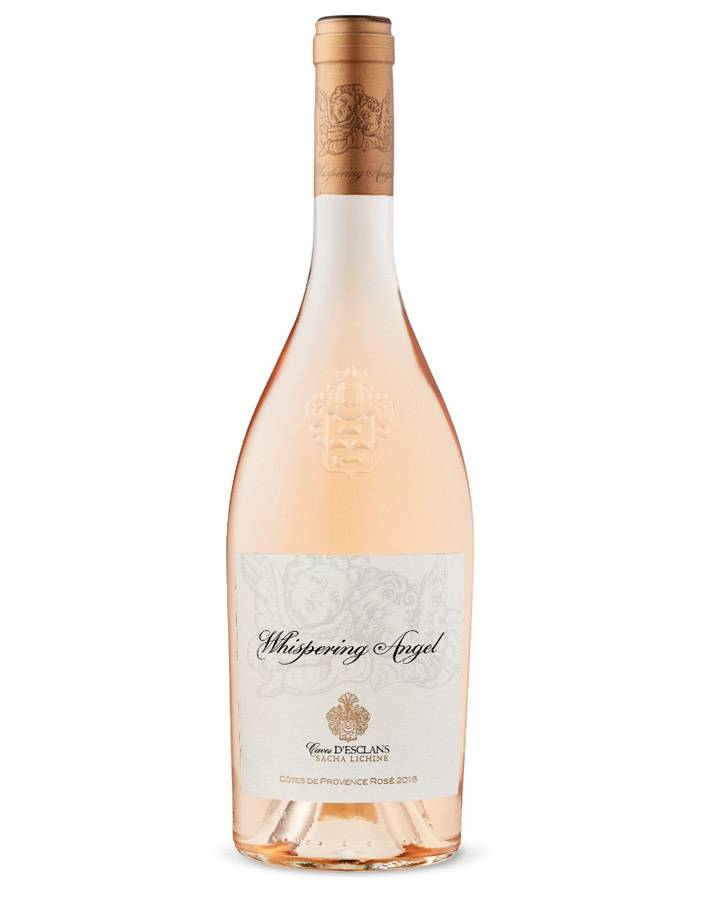 Caves D'Esclans Chateau Caves d'Esclans 2017 Whispering Angel Rosé