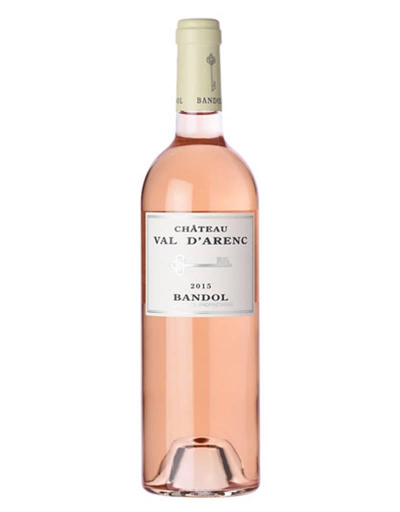 Chateau Val D'Arenc 2015 Bandol Rosé, 375mL