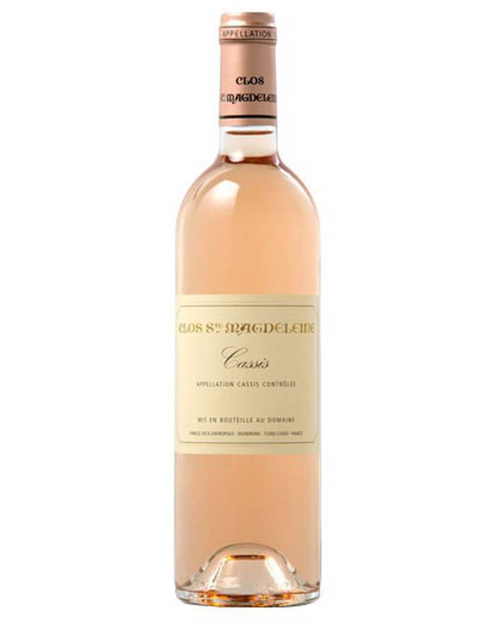 Clos Sainte Magdeleine Clos Sainte Magdeleine 2015 Cassis Rose (KERMIT LYNCH)