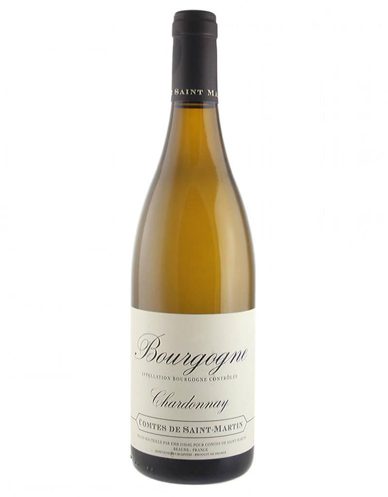 Comtes de Saint Martin Comtes de Saint-Martin 2014 Bourgogne Blanc