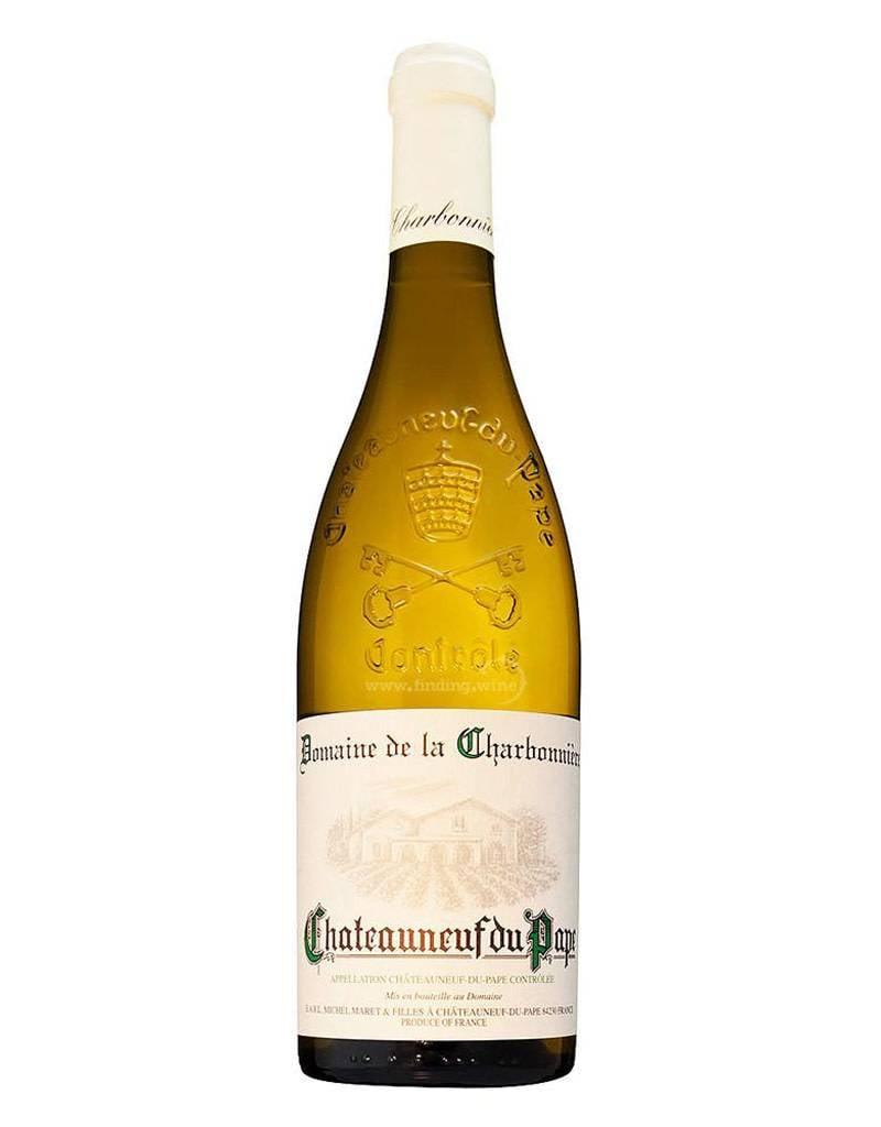 Domaine de la Charbonniere Domaine de la Charbonniere 2015 Chateauneuf du Pape Blanc