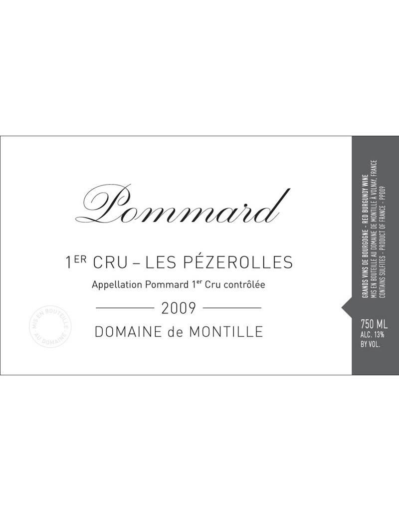Domaine de Montille Domaine de Montille 2009 Pommard Les Pezerolles