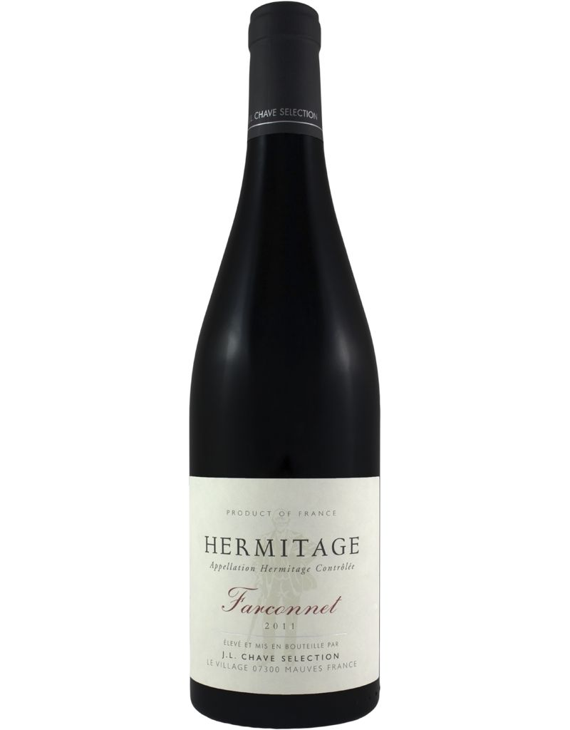 Domaine Jean-Louis Chave Domaine Jean-Louis Chave 2011 Hermitage Farconnet Rouge