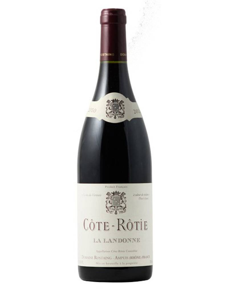 Domaine Rostaing Domaine Rene Rostaing 2012 Cote-Rotie La Landonne, Rhone, France ROUGE