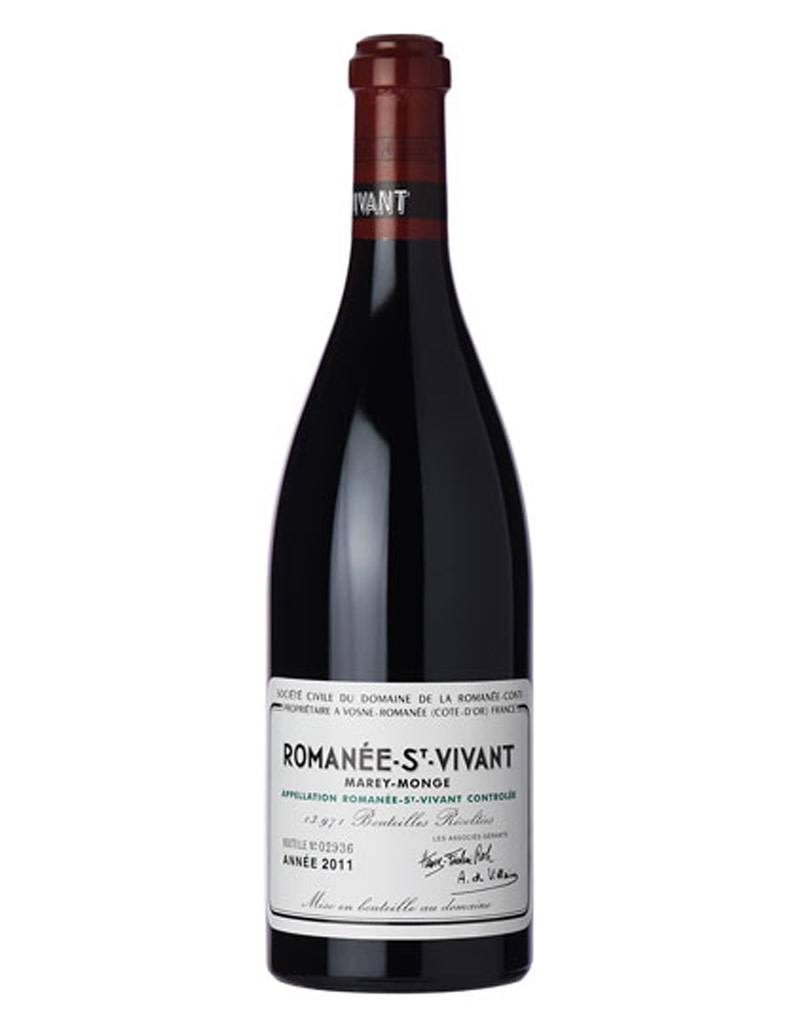 Domaine Romanee Conti Domaine Romanee Conti [DRC] 2015 Romanee Saint Vivant, Burgundy Rouge