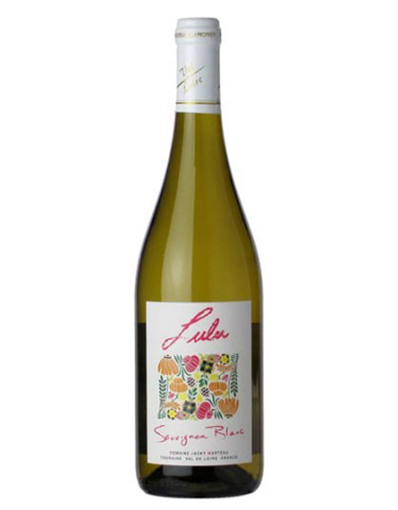 Domaine Jacky Marteau J. Marteau 2016 'Lulu' Sauvignon Blanc, Touraine, Loire Valley