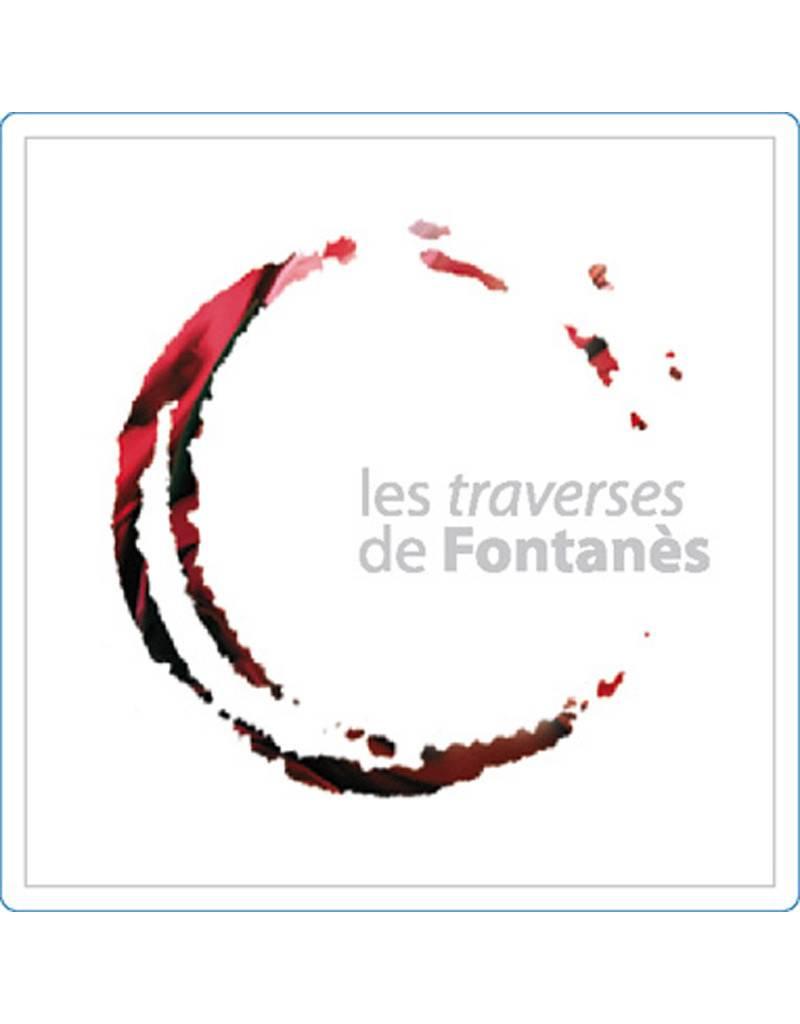 Les Traverses de Fontanes Les Traverses de Fontanes 2015 Vin de Pays d'Oc Blanc