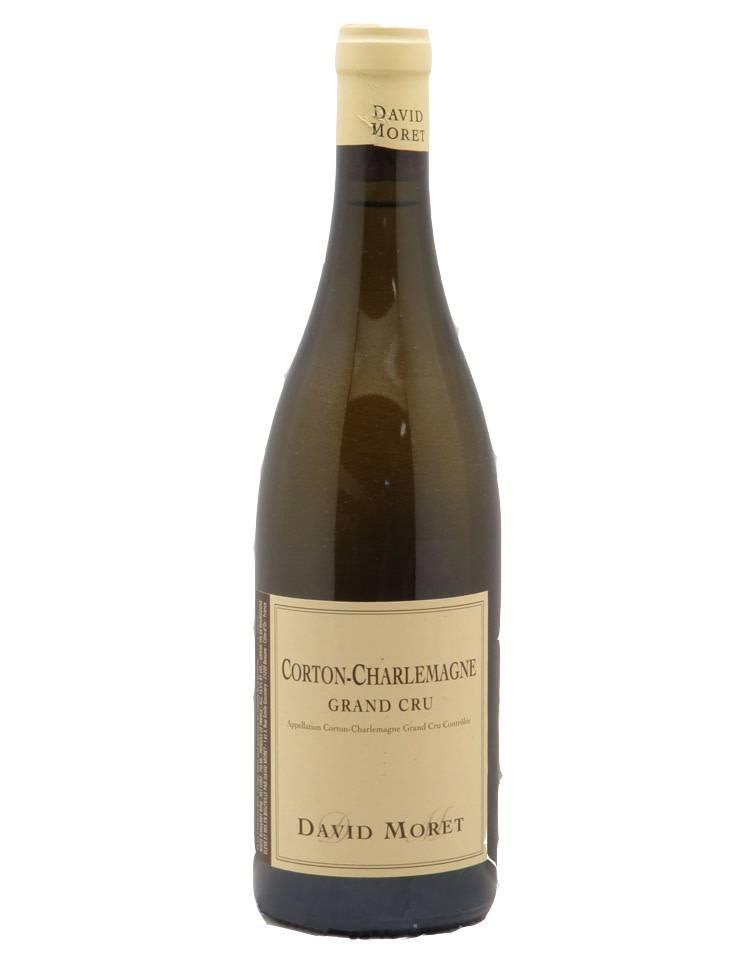 David Moret David Moret 2013 Corton-Charlemagne Grand Cru, Blanc