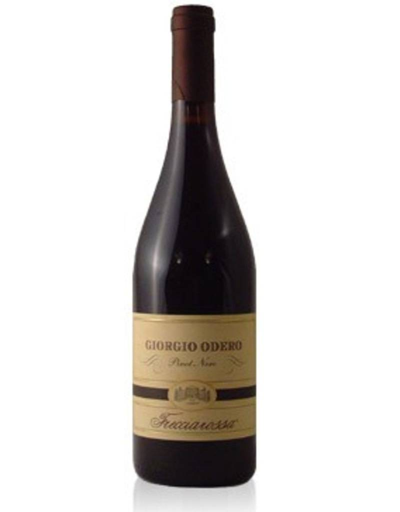 Frecciarossa Oltrepo Frecciarossa 'Oltrepo' 2010 Pavese'Pinot Nero Giorgio Odero, Lombardy, Italy