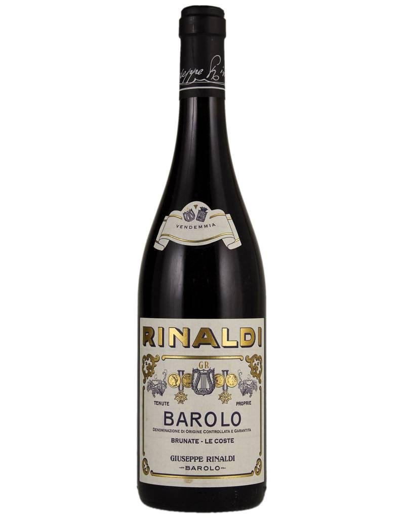GIUSEPPE RINALDI Giuseppe Rinaldi 2009 Brunate Barolo DOCG