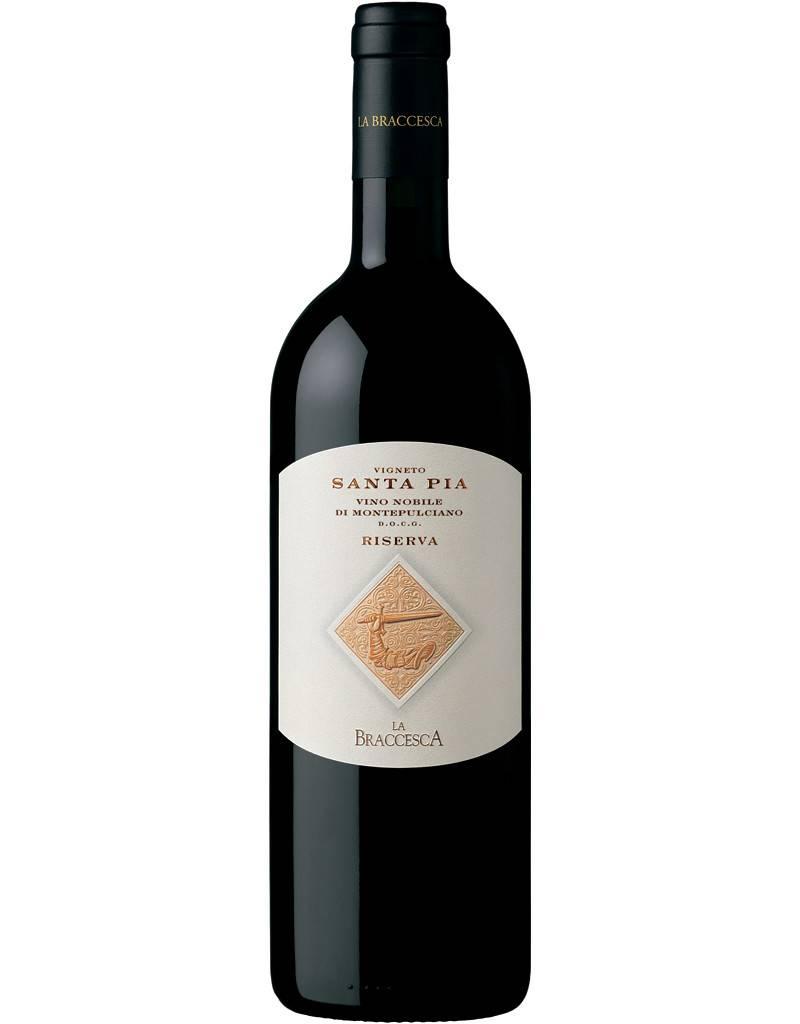 Antinori La Braccesca Santa Pia Riserva 2008 Vino Nobile di Montepulciano DOCG, Italy