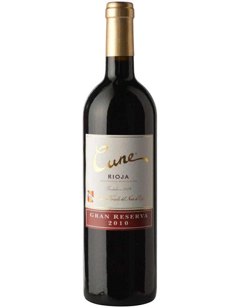 Cune 2010 Gran Reserva Red Blend, Rioja