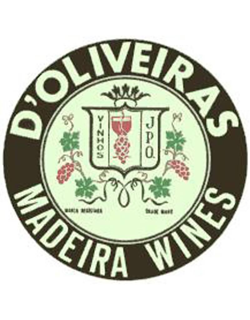 Pereira D'Oliveiras Pereira D'Oliveiras 1862 Sercial Madeira [Bottled 2014]