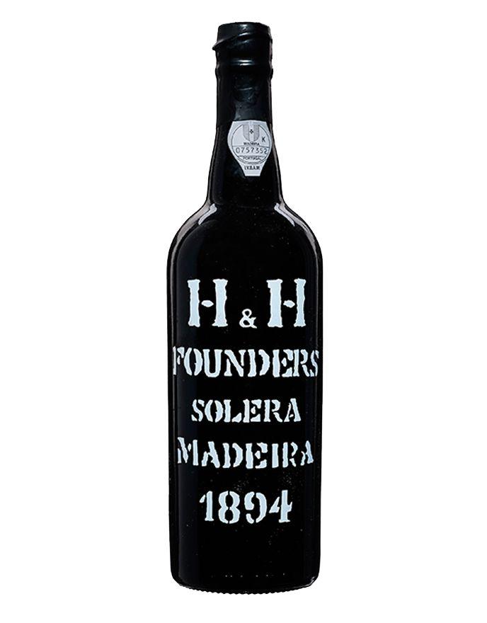 Henriques & Henriques Henriques & Henriques 1894 Founders Solera Madeira