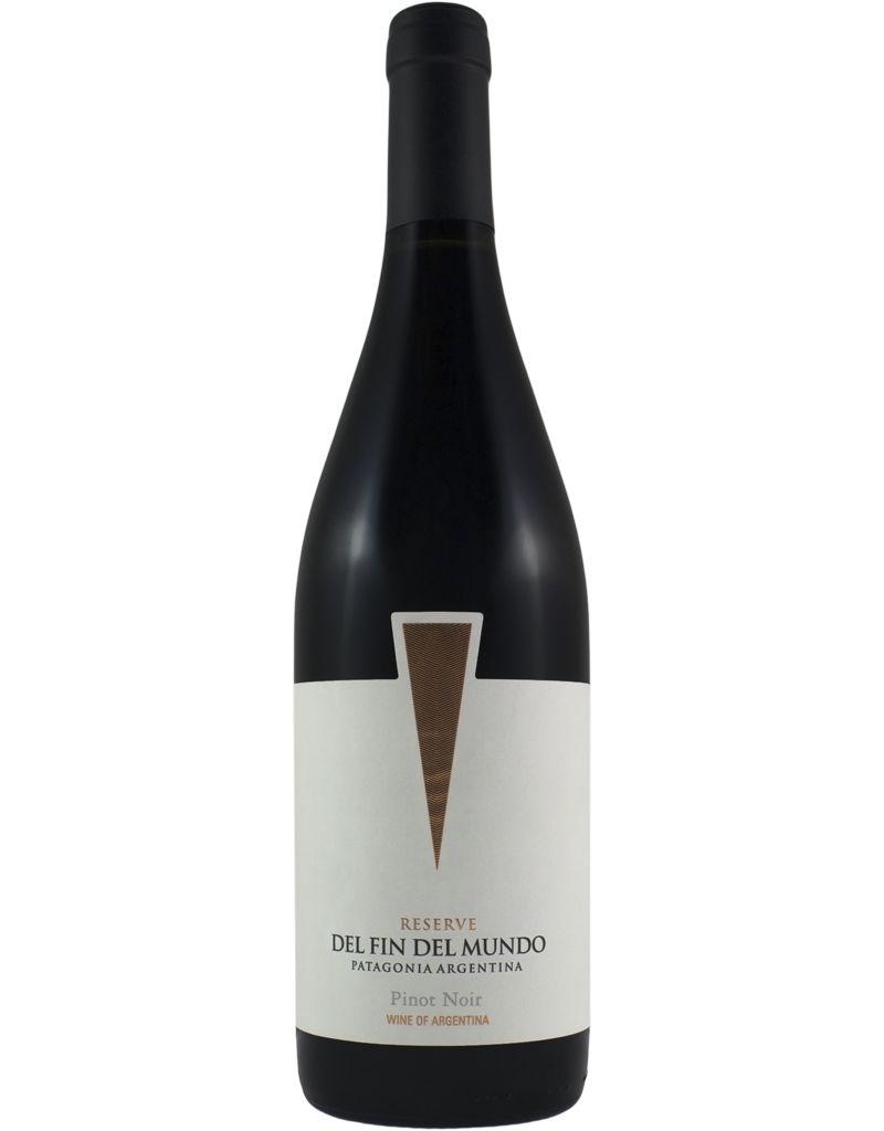 Bodega del Fin del Mundo Del Fin del Mundo 2014 Reserva Pinot Noir, Argentina
