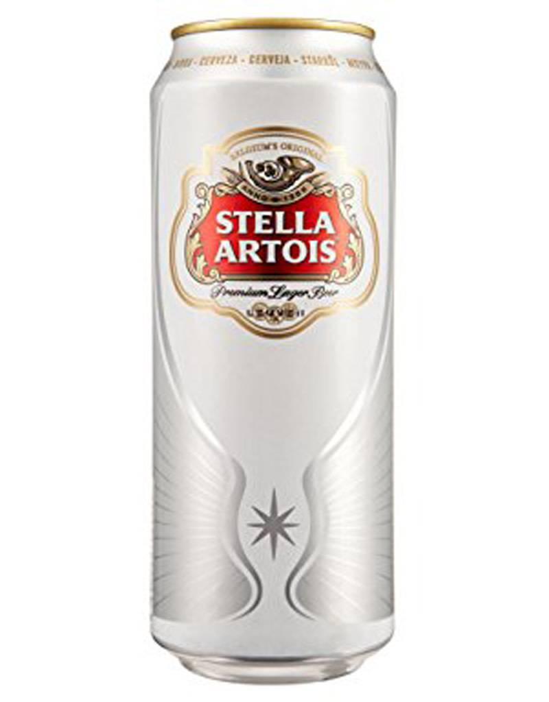 Stella Artois, Single Can