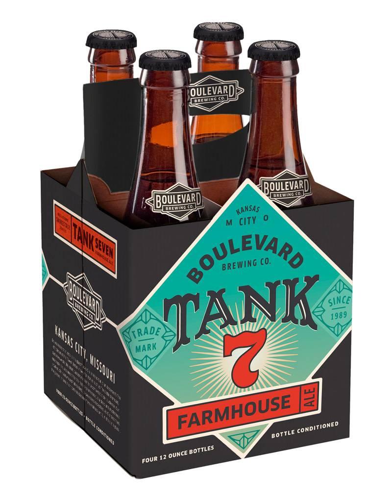 Boulevard Brewing Co. Boulevard Brewing Co. Tank 7 Farmhouse Ale, 6pk