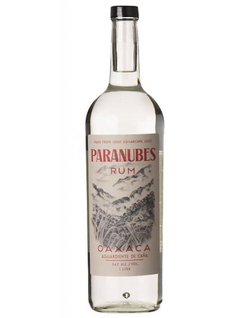 Paranubes Rum Blanco, Oaxaca, Mexico 1L