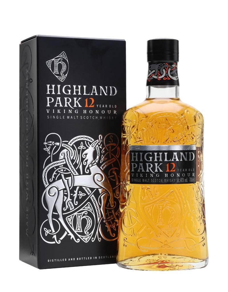 Highland Park 12 Year Viking Honour Scotch