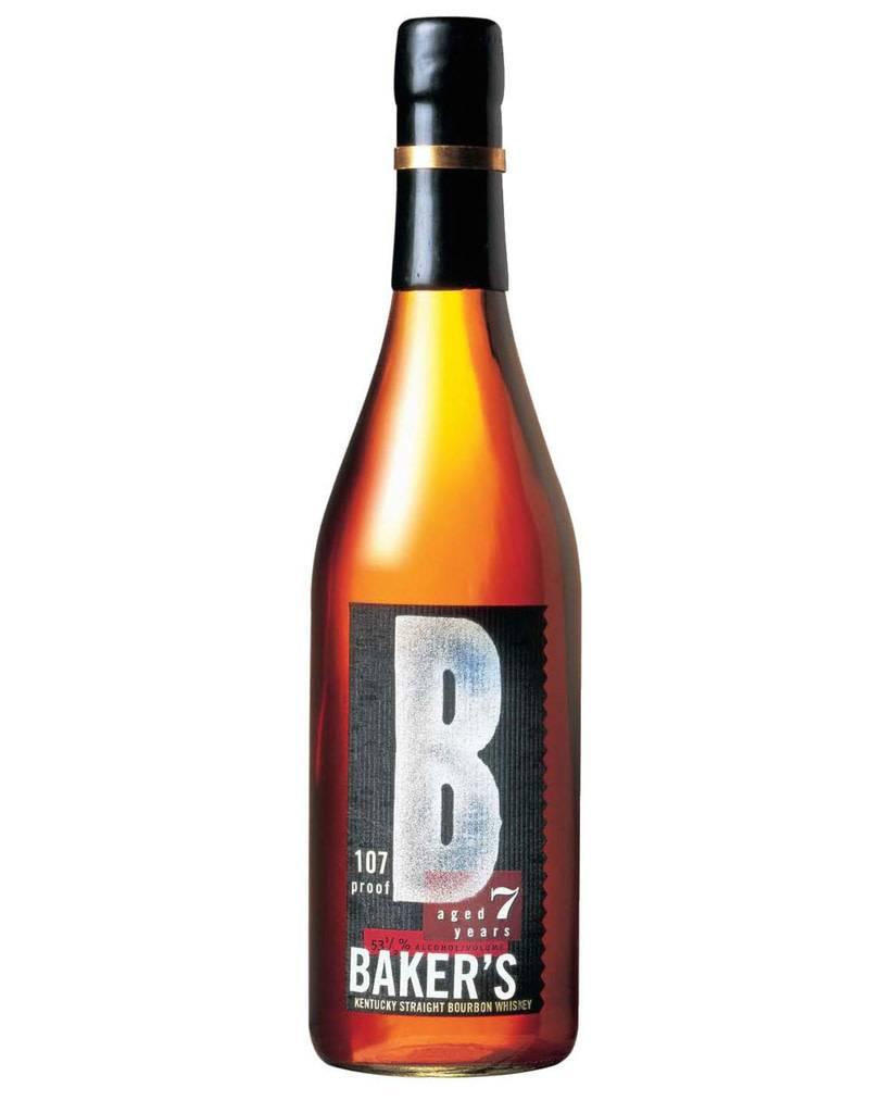 Baker's 7 Year Old Small Batch Bourbon, Kentucky