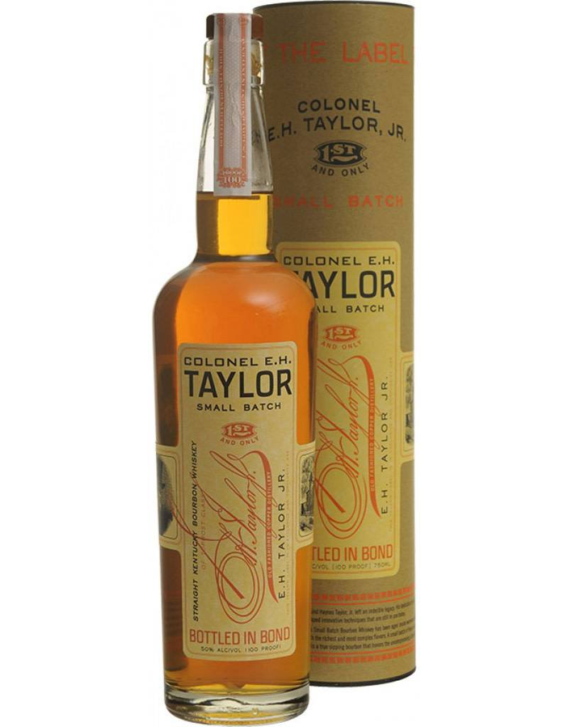 Buffalo Trace Distillery Colonel E.H. Taylor Small Batch Bourbon