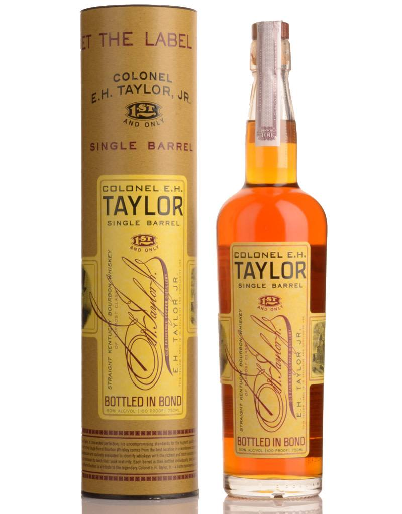 Buffalo Trace Distillery Colonel E.H. Taylor Single Barrel Bourbon