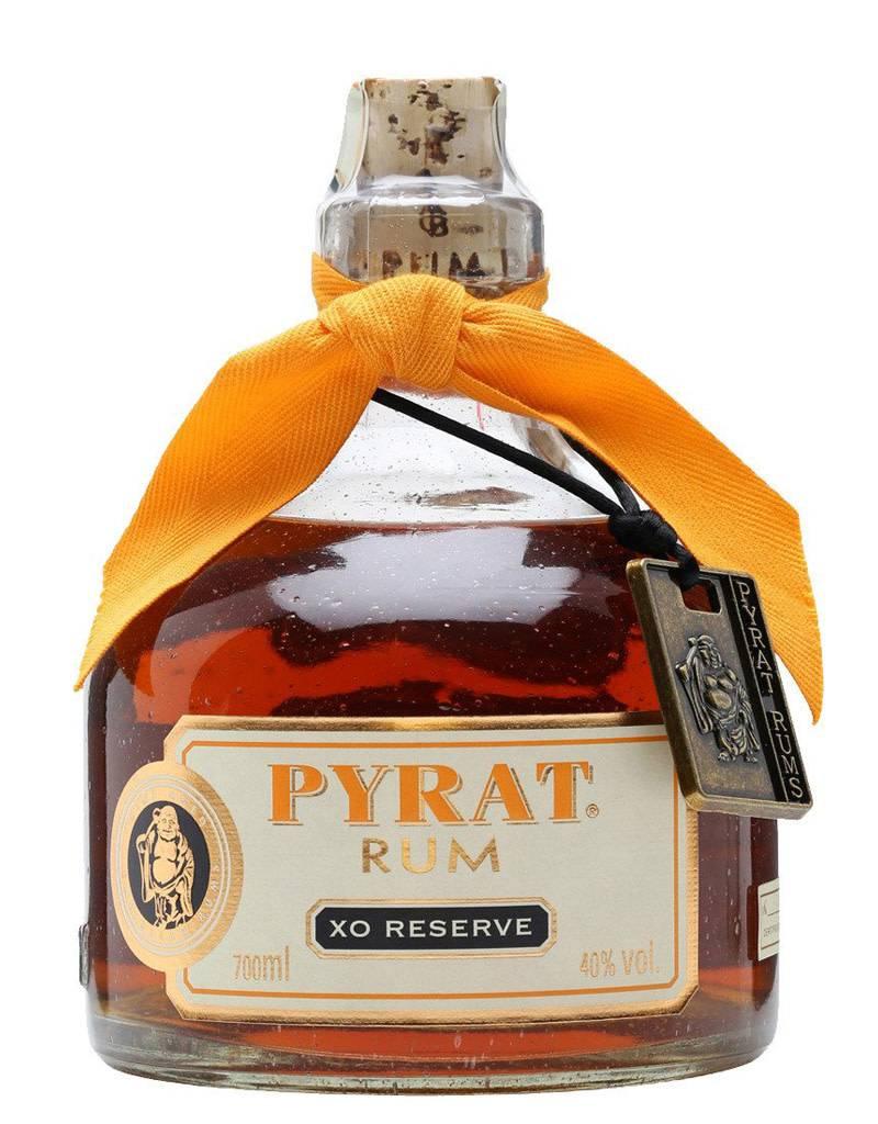 Pyrat XO Reserve Rum, Anguilla