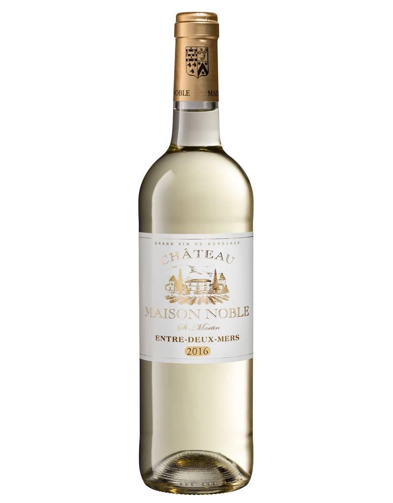 Chateau Maison Noble 2016 St. Martin Entre Deux Mers Bordeaux Blanc