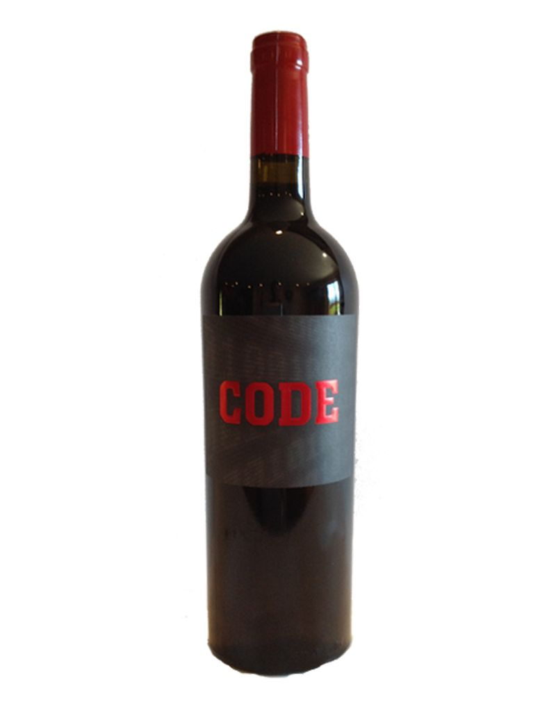 Egelhoff Wines 2012 CODE RED Cabernet Sauvignon, Napa Valley