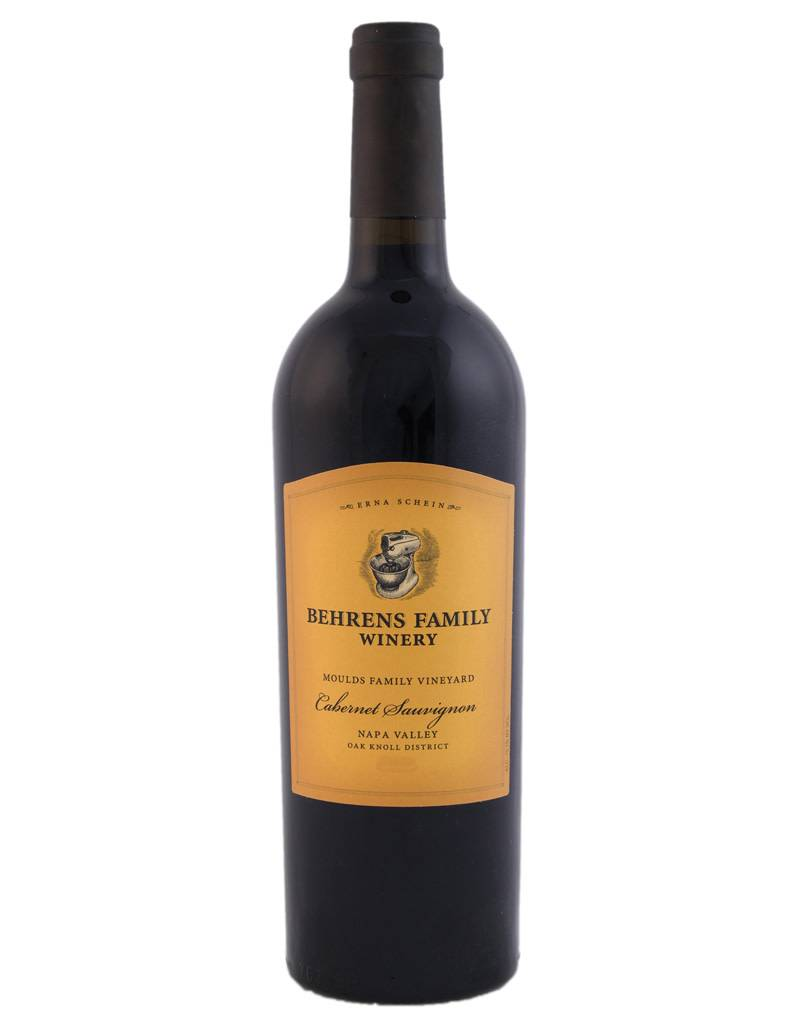 Behrens Family Winery 2012 Moulds Family Vineyard Cabernet Sauvignon