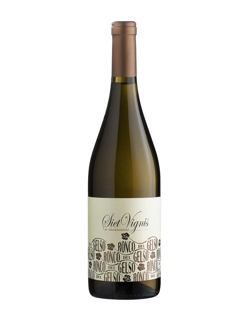 Ronco del Gelso 2015 Chardonnay 'Siet Vignis' Friuli Isonzo