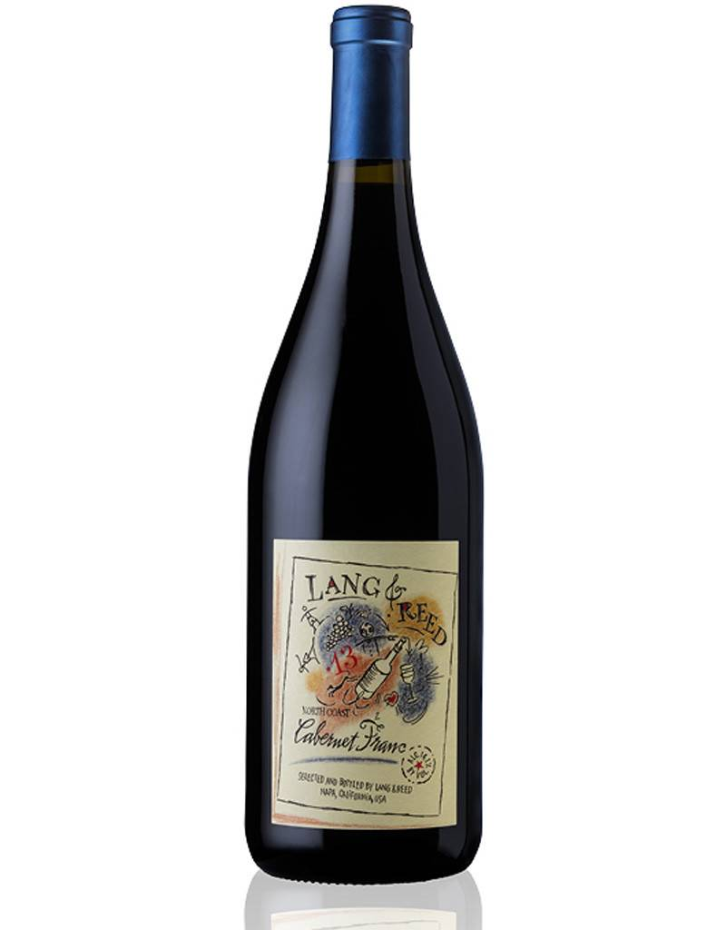Lang & Reed Wine Company 2014 Cabernet Franc