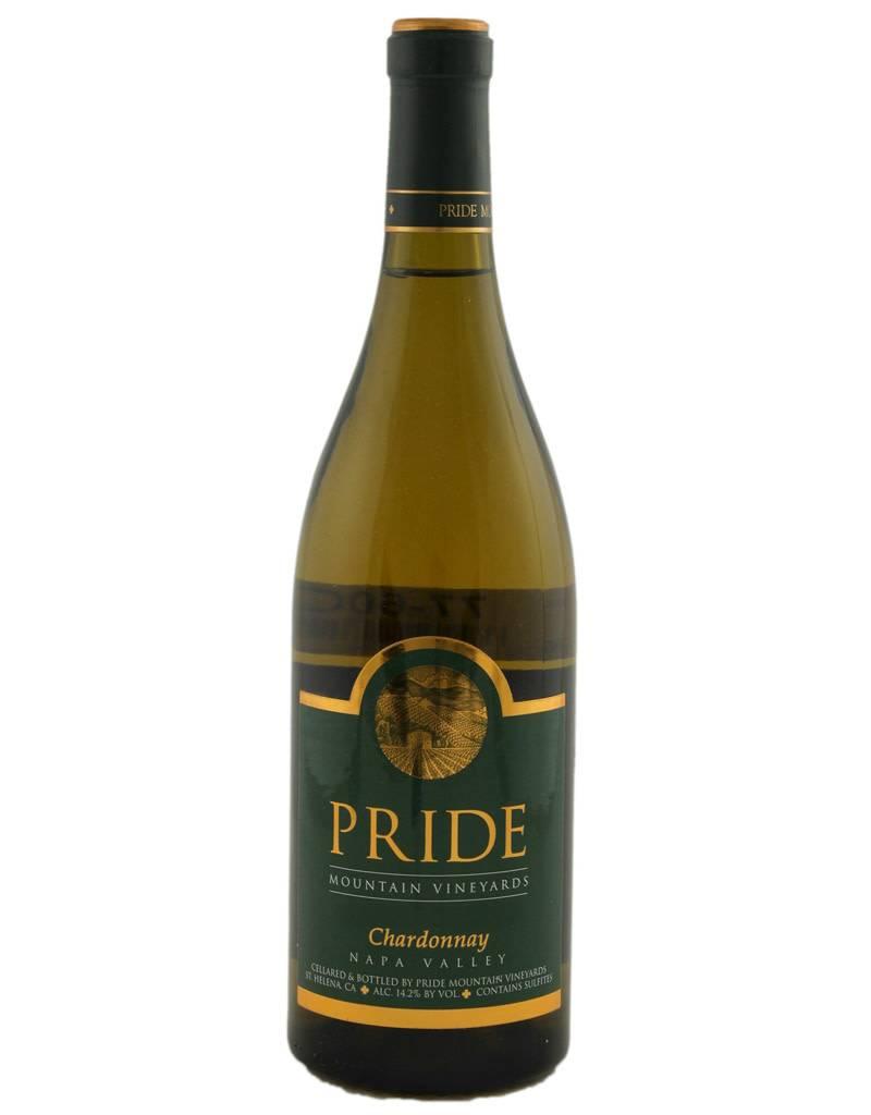 Pride Mountain Vineyards 2016 Chardonnay, Napa Valley