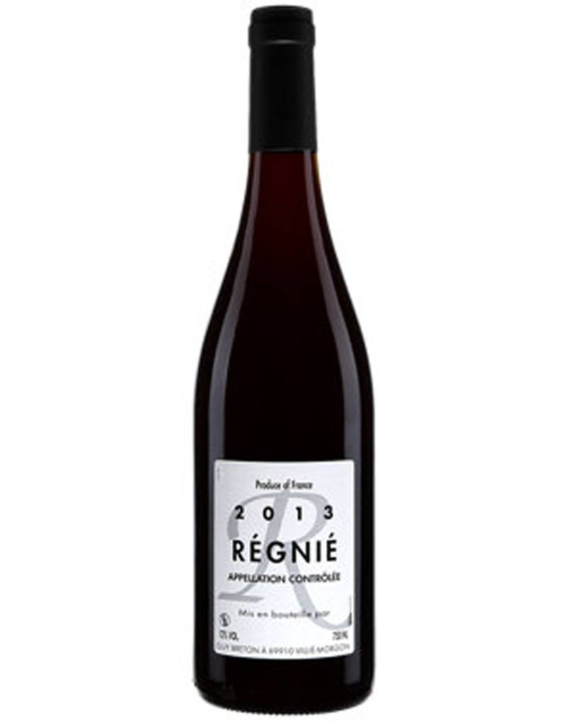 Guy Breton Guy Breton Regnie 2014 Beaujolais Rouge (Kermit Lynch)