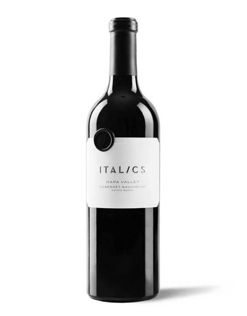 Italics 2013 Estate Cabernet Sauvignon, Napa Valley