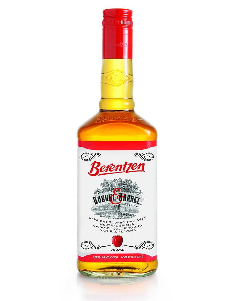 Berentzen Bushel & Barrel Bourbon Whiskey