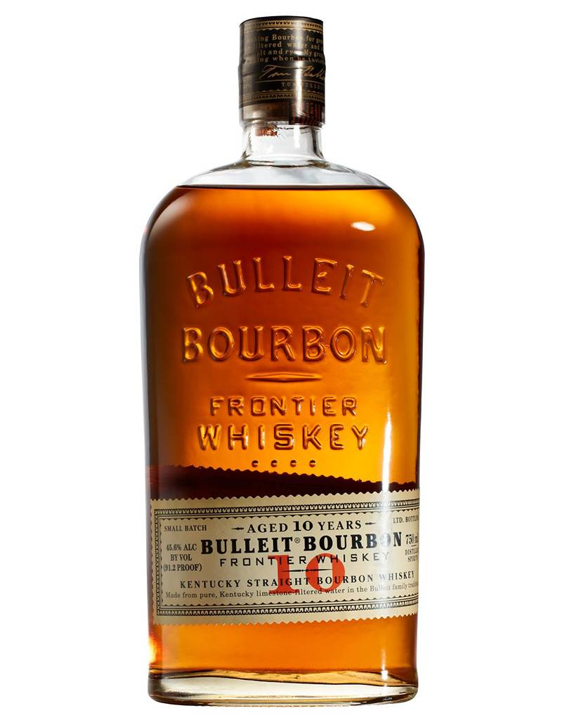 Bulleit Bulleit Small Batch 10 Year Bourbon