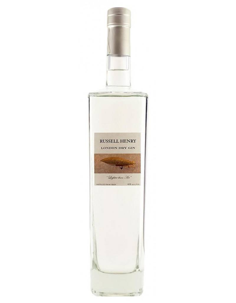 Russell Henry London Dry Gin, USA