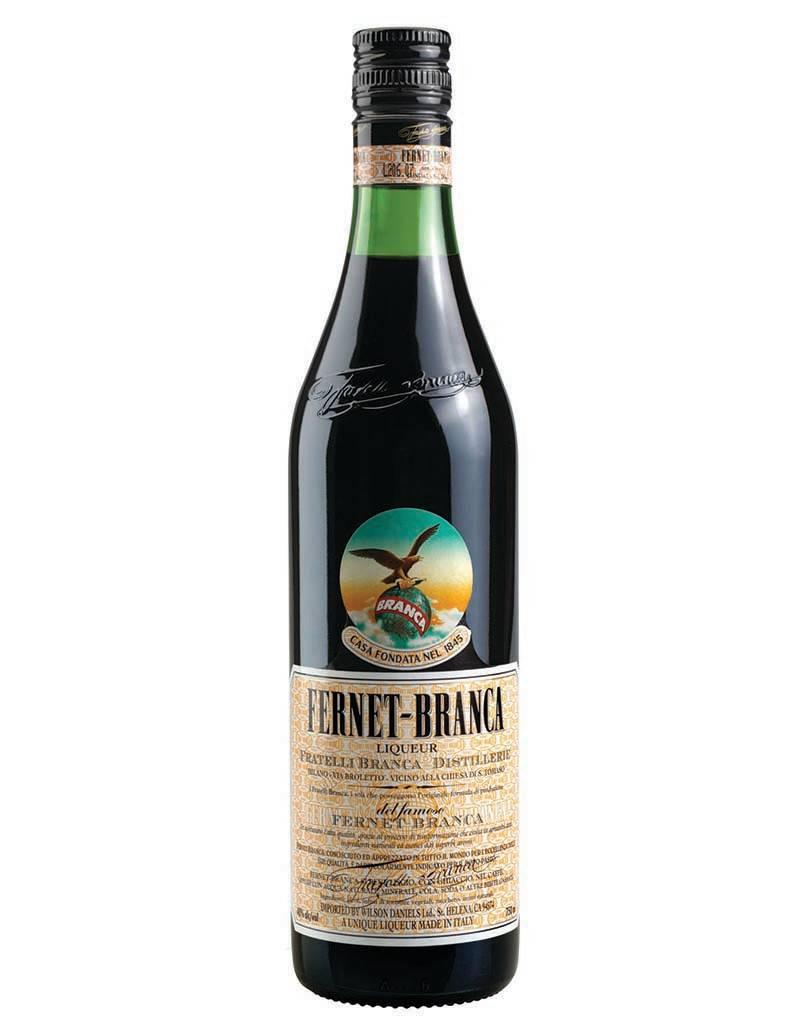 Fernet Branca Fernet Branca Liqueur in Canister