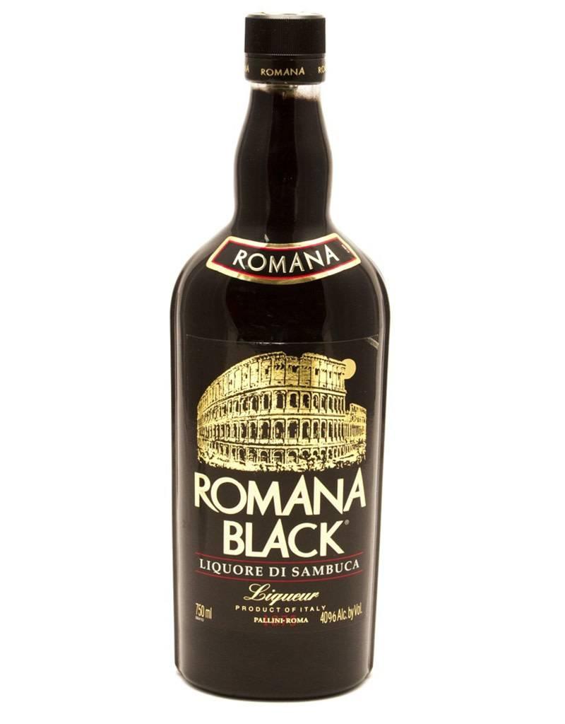 Romana Black Romana Black Sambuca Liqueur 750mL
